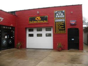 A to Z Auto Service, Inc.