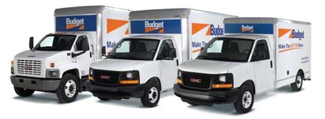 Budget Truck Rental - Tampa