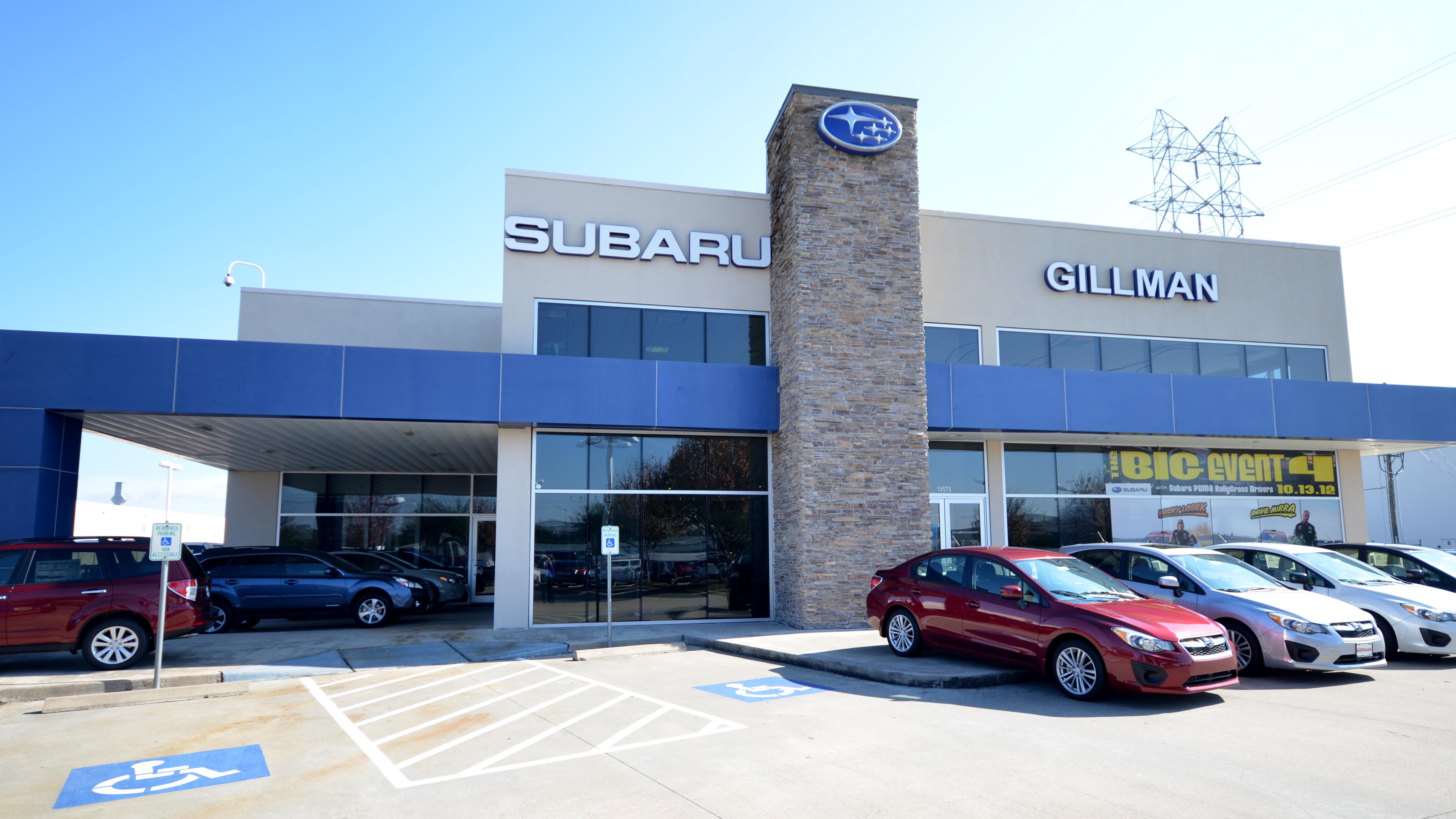Gillman Subaru Southwes