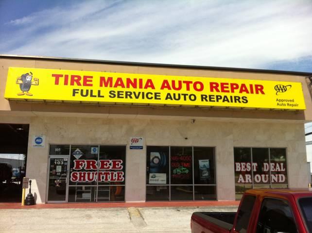 Tire Mania Inc.