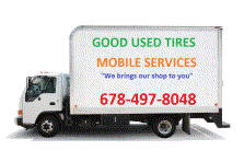 Discount Mobile Tires Repair Service Atlanta