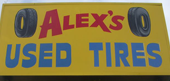 Alex's Used Tires
