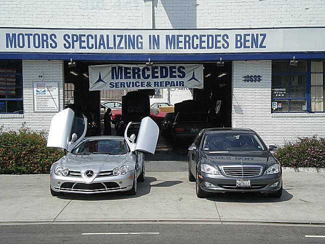 G&N Motors MBZ Certified Mercedes-Benz Service & Repair