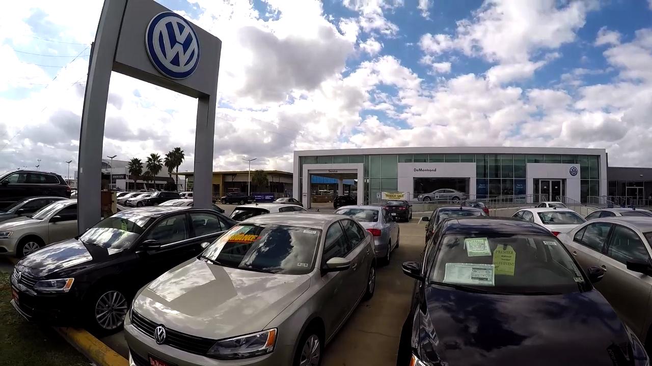 DeMontrond Volkswagen