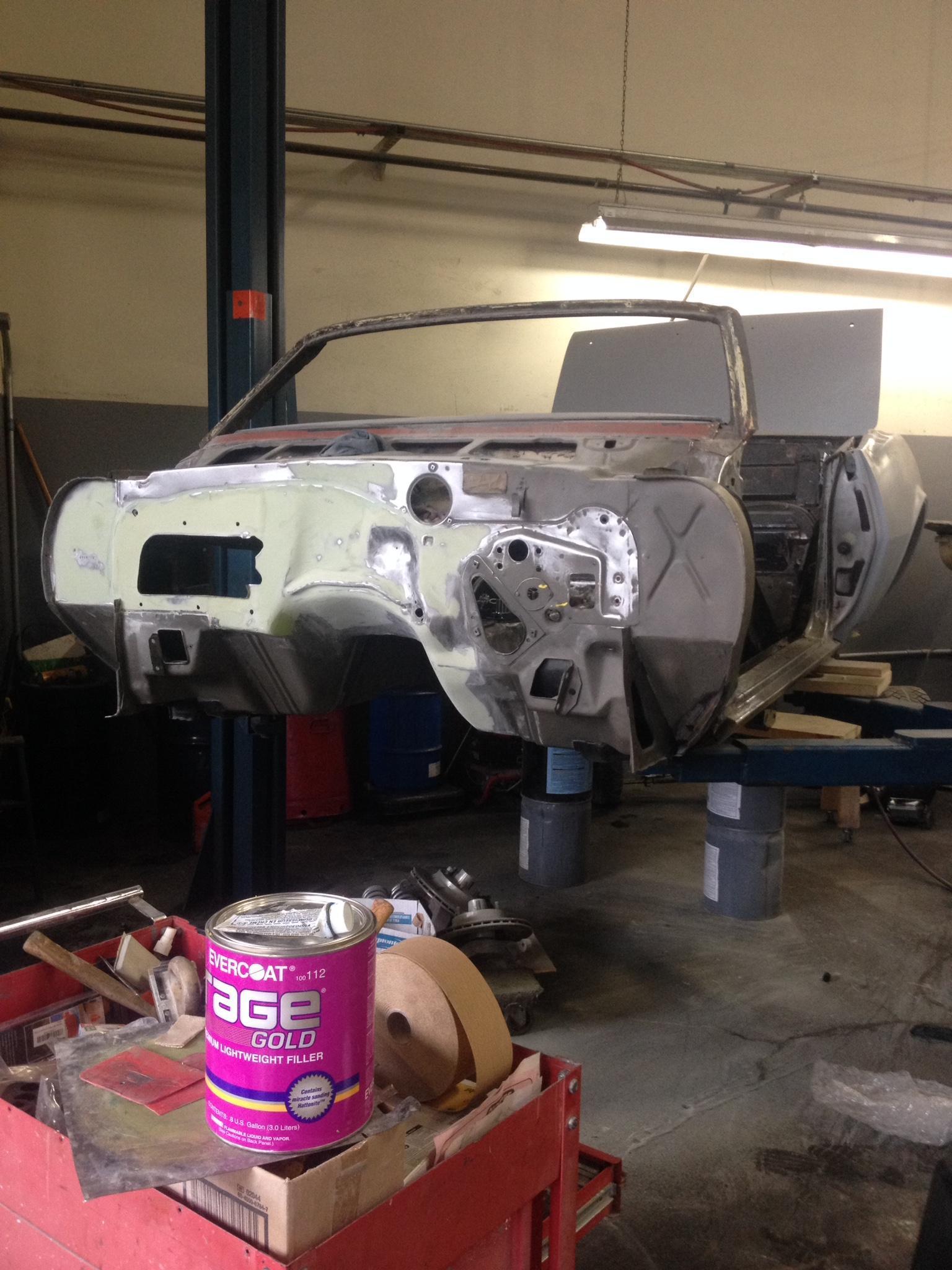 All Pro Mechanicx And Auto Body