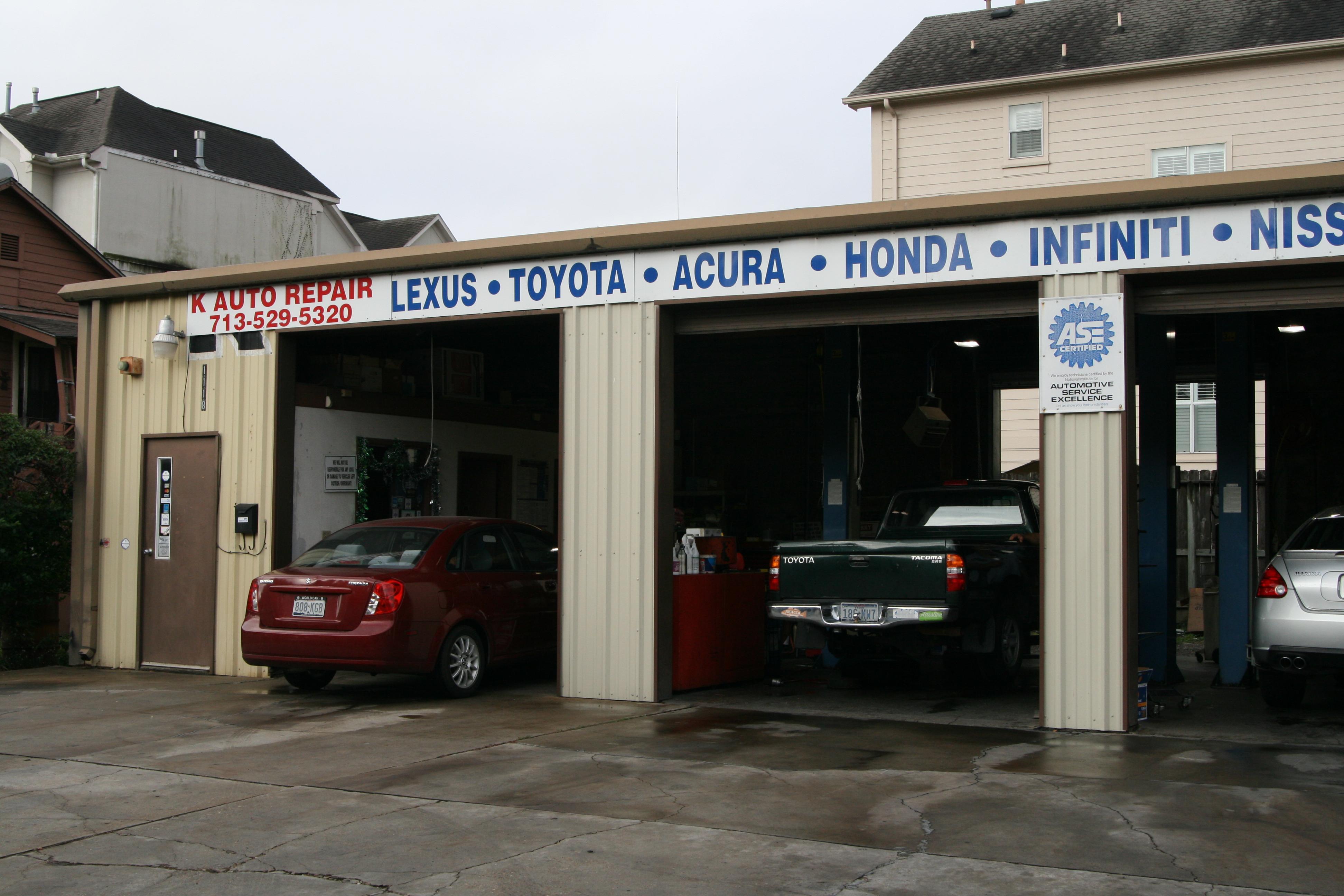 K Auto Repair